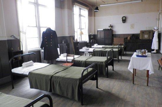 Tsukuba Navy Air Corps Memorial Museum
