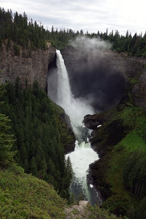 Helmcken Falls-bild