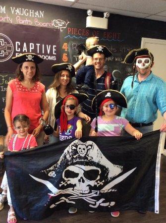 Captive Kids Escape Room Ottawa