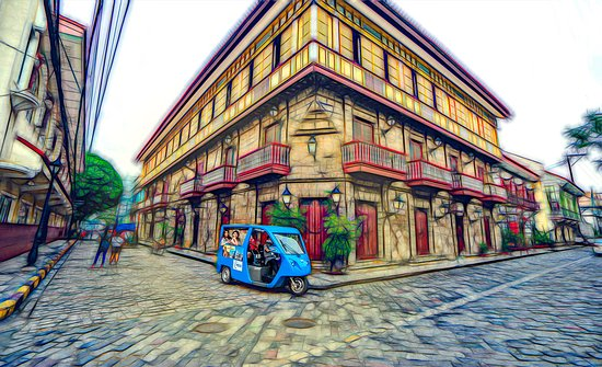 Intramuros E-Trike Trip