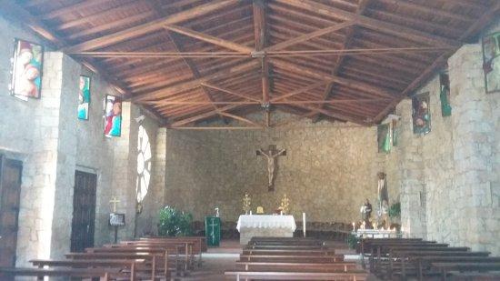 Baia Sardinia, Italien: vista interna