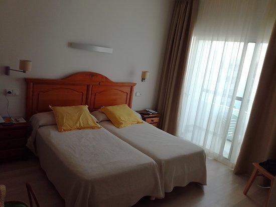 Hotel Levante: la camera