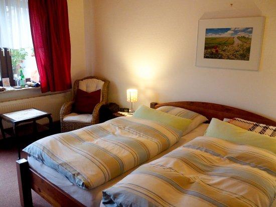 Ahlefeld, Γερμανία: dobbeltværelse