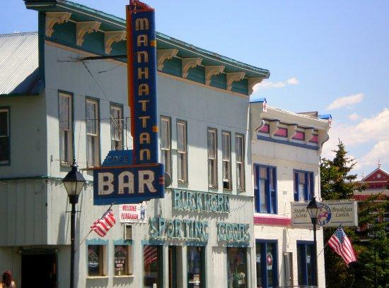 The Manhattan Bar