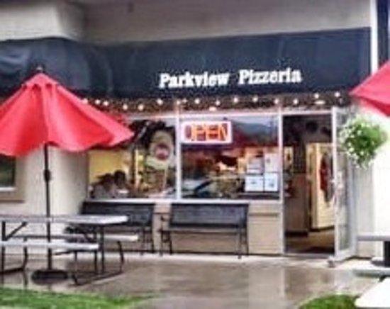Spencer, NY: Parkview Pizzeria