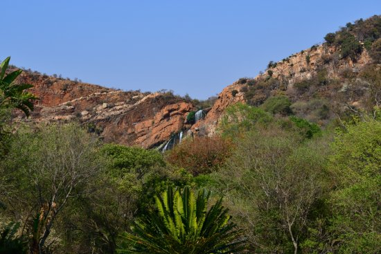 Roodepoort, South Africa: The falls