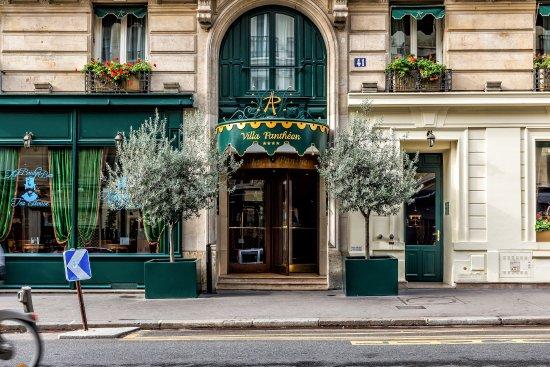 Hotel Les Bulles De Paris Paris Frankreich