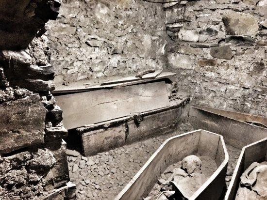 St. Michan's Church : More of the mummies