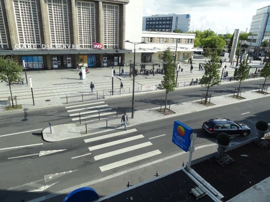 Comfort Hotel Urban City Le Havre Photo