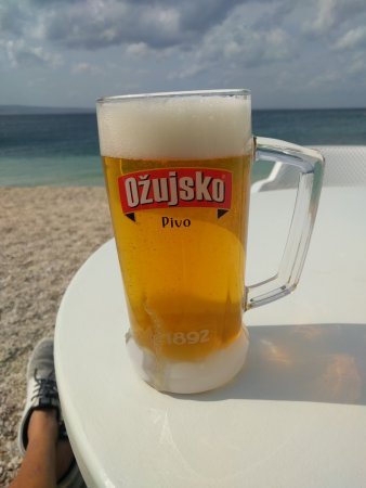 Beach bar Rivica: IMG_20170910_120347_large.jpg