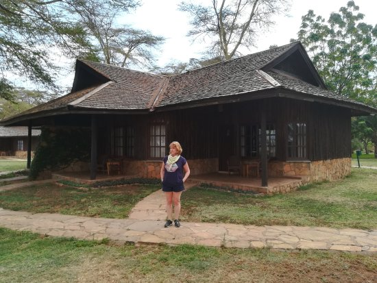 Obraz Ol Tukai Lodge