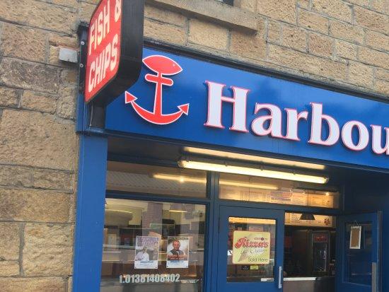 Avoch, UK: Harbour Fish & Chips