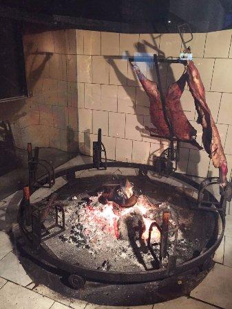 Don Pichon: Cordeiro no fogo