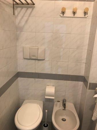 Muffa in bagno e camera tutta macchiata - Picture of Hotel Ca\'Vanni ...