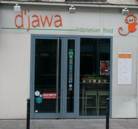 d\'jawa Montmartre, Paris - Mail - Restaurant Reviews, Phone Number ...