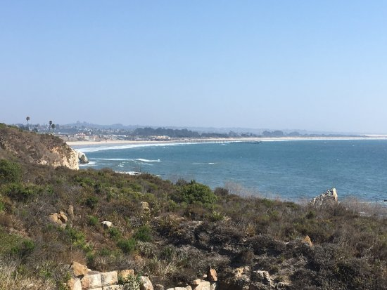 The Inn at the Cove: View from Room 608 towards Pismo Beach
