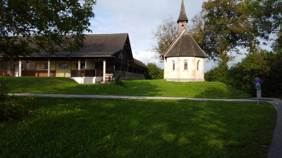 Feistritz im Rosental, Oostenrijk: il relax che circonda il Wahaha a settembre