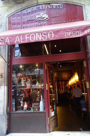 Casa Alfonso : Outside