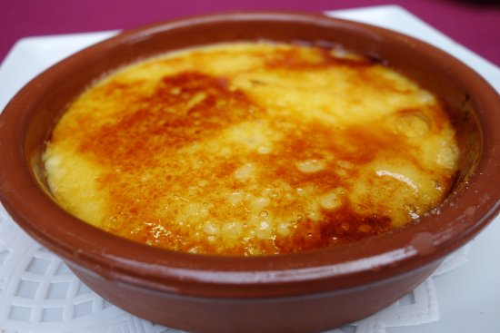 Casa Alfonso : Crema Catalana for dessert