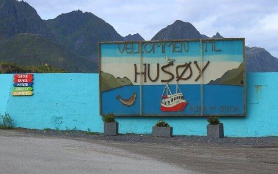 Senja, Norway: Husoey