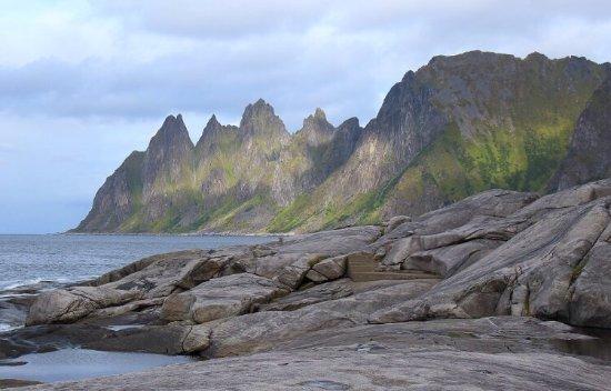 Senja, Norway: Tungeneset