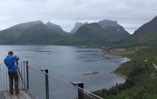 Senja, Norway: Bergsbotn