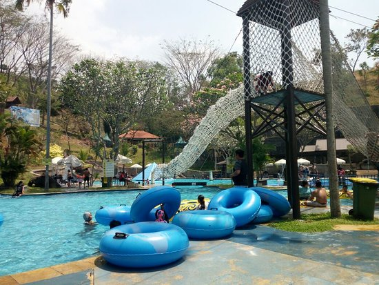 ‪Taman Dayu Waterpark‬