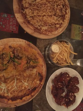 Switch by Timbre X: Try the Duck pizza