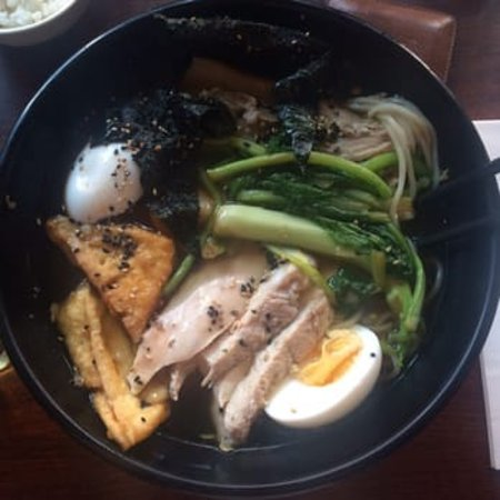 Yamamori Sushi: Yamamori Ramen, or as I like to call it Heaven in a bowl.
