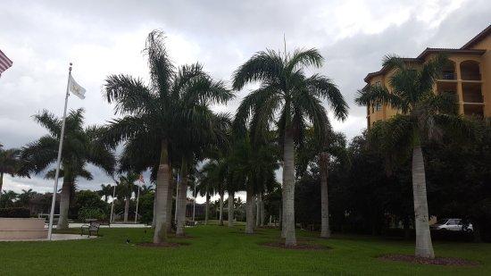 هوليداي إن كلوب فاكيشنز ماركو آيلاند: Hotel grounds