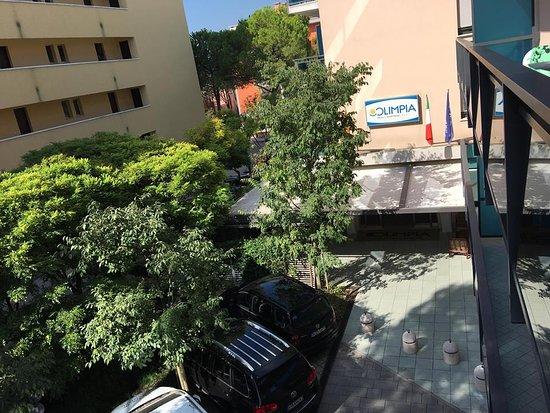 Hotel Olimpia: Hotel