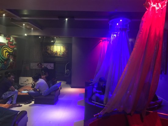 Hookah Lounge Picture Of The Nerdy Beans Jodhpur Tripadvisor