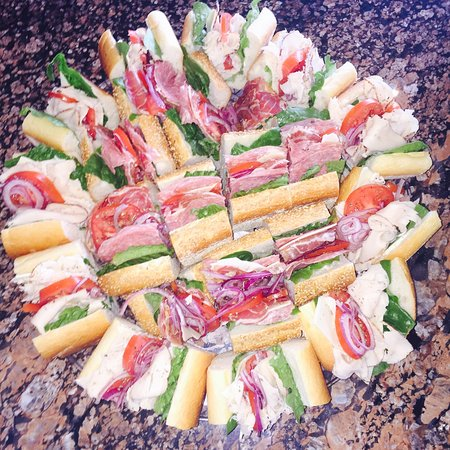 Warminster, PA: Hoagie Tray