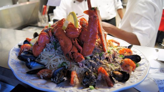 "Sherwood Park, Canada: ""Feel the ocean with just one bite - Aragasta Demure"""