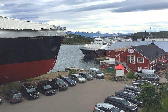 Stokmarknes, Noruega: Hurtigruten Museum