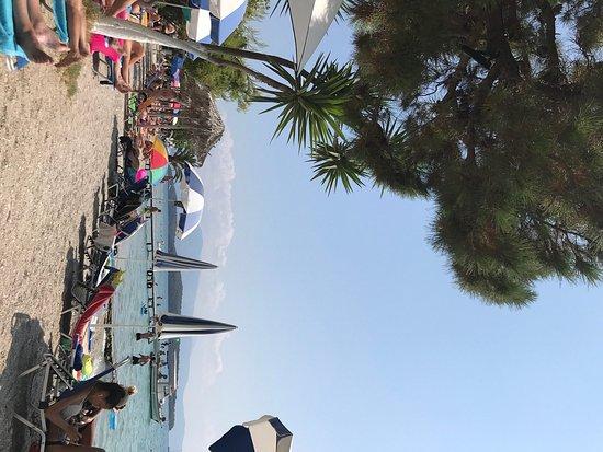 Avra Beach Hotel: Avra beach