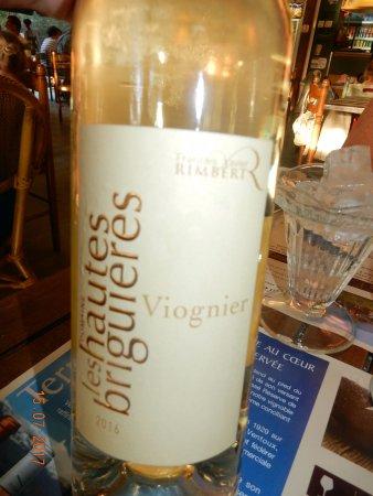 Mormoiron, France: un très bon vin