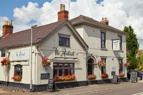 Draycott in the Clay, UK: The new look Roebuck