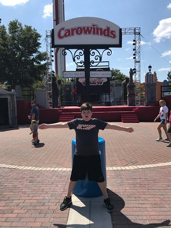 Carowinds: photo1.jpg