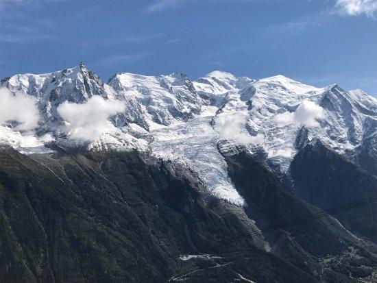 Telepherique du Brevent: View from Planpraz
