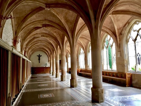 Abbaye Saint-Martin de Liguge