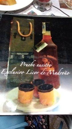 El Madrono Tapas Bar: el madroño