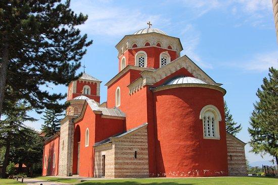 Kraljevo, Serbia: Monastère