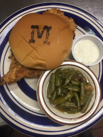 Hillsboro, OH: Momma's West Main Cafe... homemade home cooking