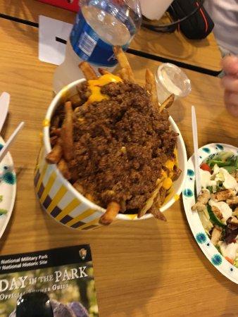 Hunt's Battlefield Fries & Cafe'