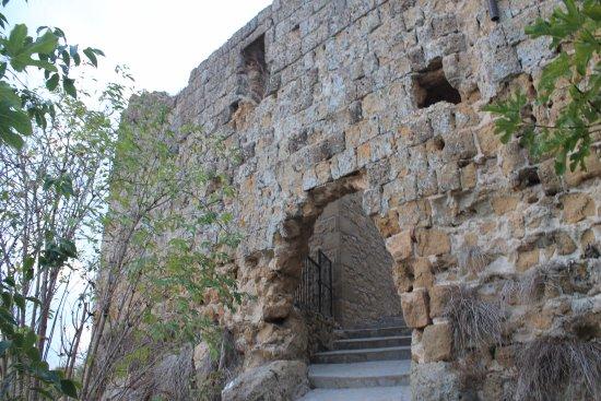 Cellere, Italy: mura