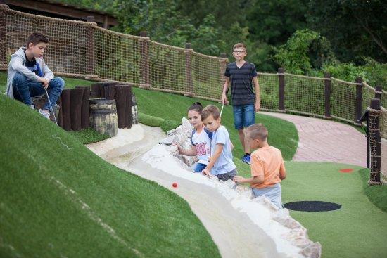 Adventure Golf Hohenhardter Hof