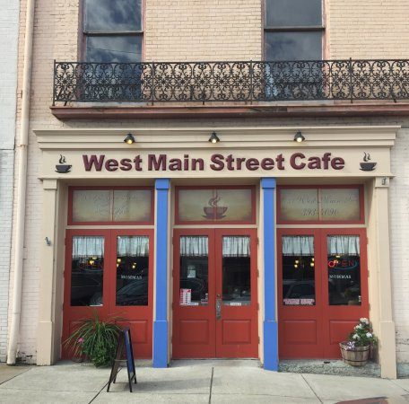 West Main Street Cafe Hillsboro Ohio