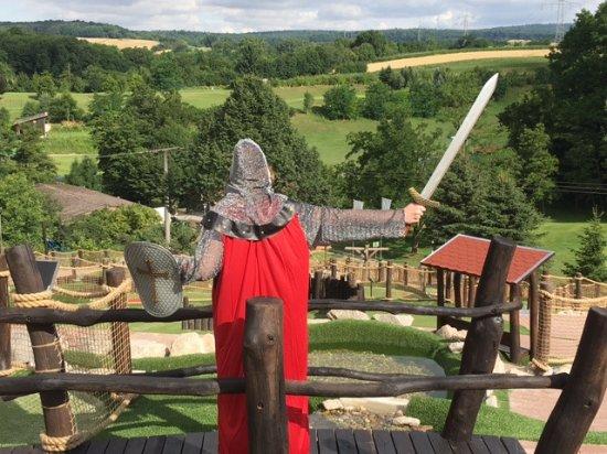 Wiesloch, Jerman: Die Ritter kommen