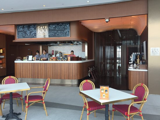 Cafe 100 by The Ritz-Carlton, Hong Kong: Cafe100